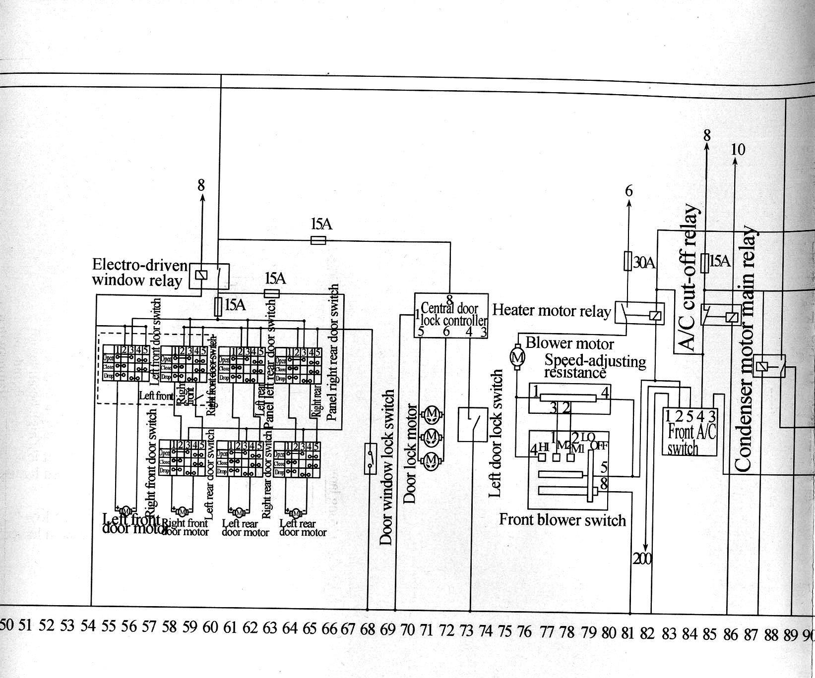 схема ремонта навесного замка